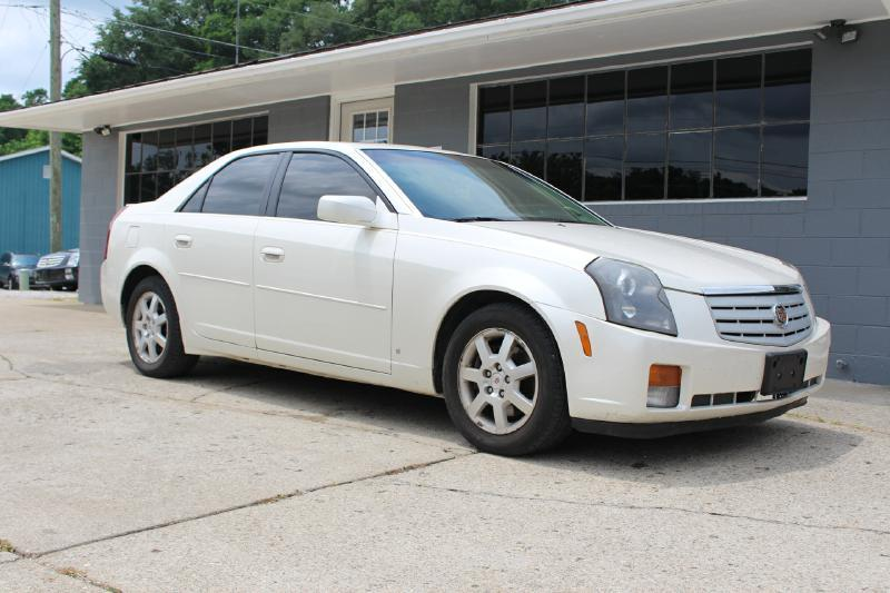 2007 Cadillac CTS HI FEATURE V6 - Crawfordsville IN