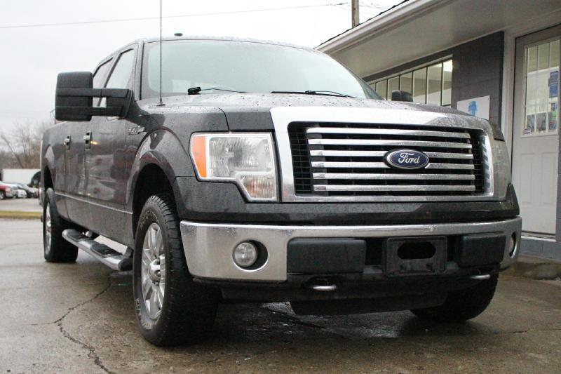 2010 Ford F-150 XLT SUPERCREW - Crawfordsville IN