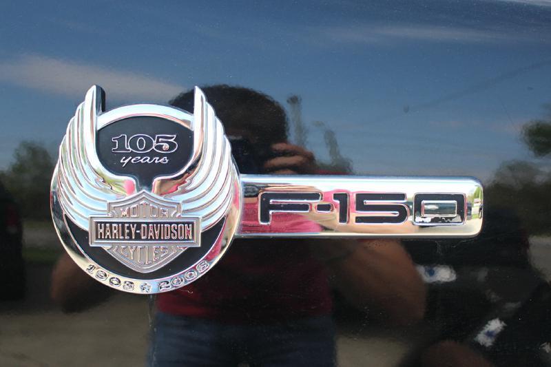 2008 Ford F-150 HARLEY DAVIDSON SUPERCREW - Crawfordsville IN