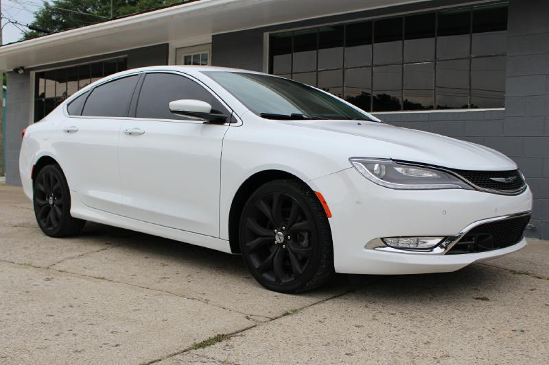 2015 Chrysler 200 C 4dr Sedan - Crawfordsville IN