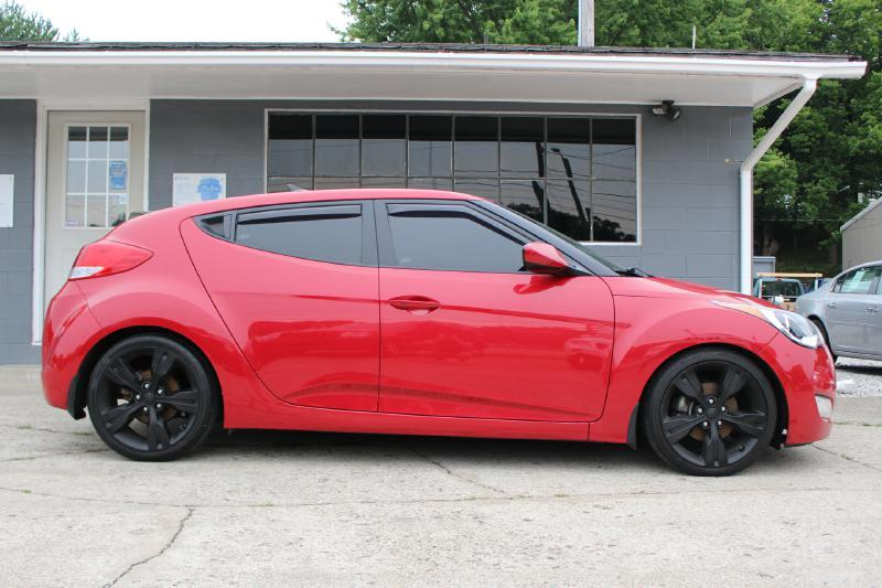 2012 Hyundai Veloster 3dr Coupe w/Black Seats - Crawfordsville IN