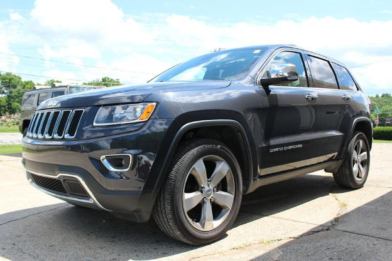 2016 Jeep Grand Cherokee LIMITED - Crawfordsville IN
