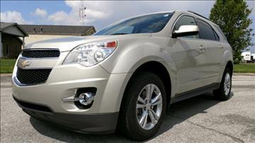 2013 Chevrolet Equinox for sale in Crawfordsville, IN