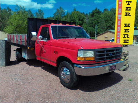 1995 Ford F-350 for sale in Mellen, WI