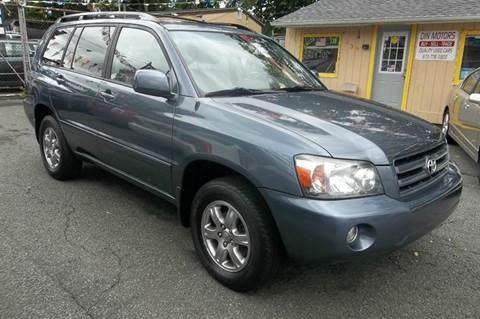 2005 Toyota Highlander for sale in Passaic, NJ