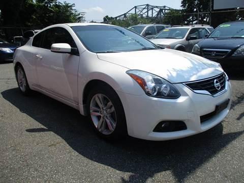2010 Nissan Altima for sale in Passaic, NJ