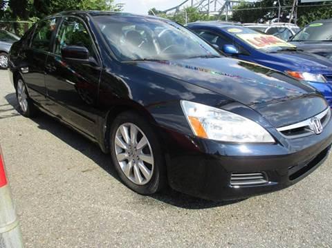 2007 Honda Accord for sale in Passaic, NJ