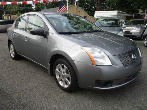 2007 Nissan Sentra for sale in Passaic, NJ