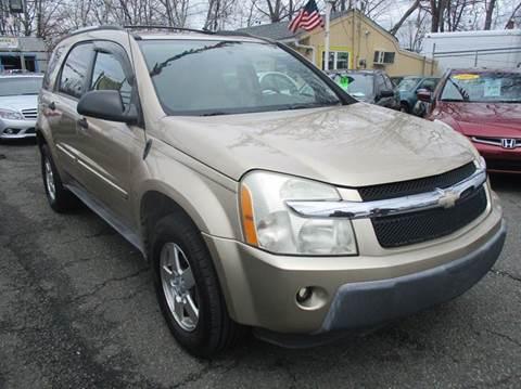 2005 Chevrolet Equinox for sale in Passaic, NJ