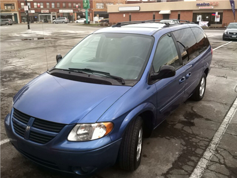 2007 Dodge Grand Caravan for sale in Lockport, NY