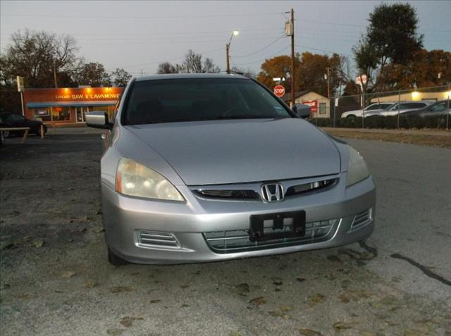 2006 Honda Accord for sale in Garland TX