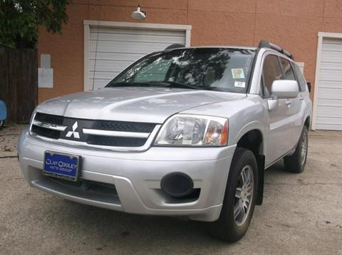 2008 Mitsubishi Endeavor for sale in Garland, TX