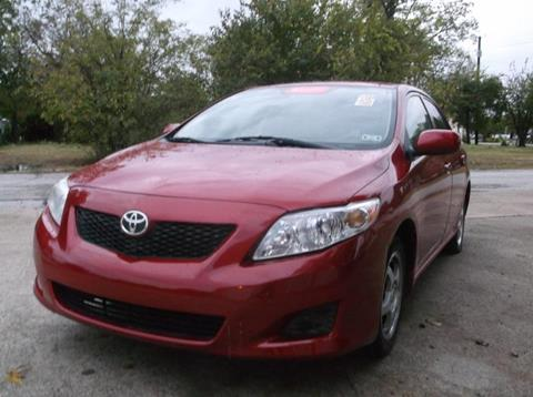 2009 Toyota Corolla for sale in Garland, TX