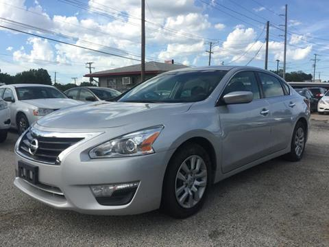 2013 Nissan Altima for sale in Garland, TX