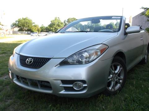 2007 Toyota Camry Solara for sale in Garland, TX