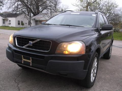 2004 Volvo XC90 for sale in Garland, TX