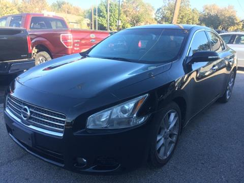 2011 Nissan Maxima for sale in Garland, TX