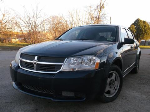 2008 Dodge Avenger for sale in Garland, TX