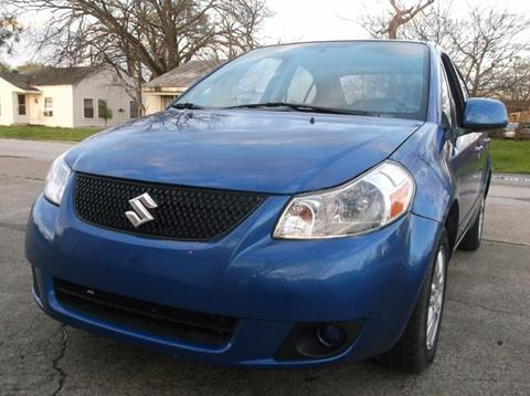2013 Suzuki SX4 for sale in Garland, TX