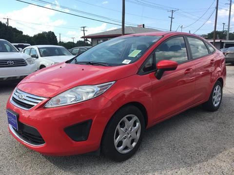 2012 Ford Fiesta for sale in Garland, TX