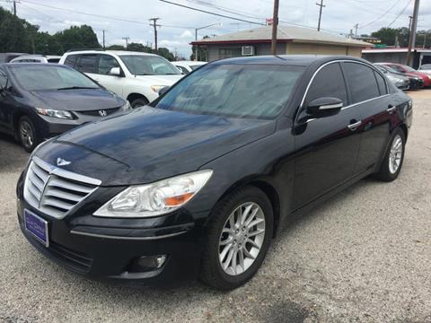 2011 Hyundai Genesis for sale in Garland, TX