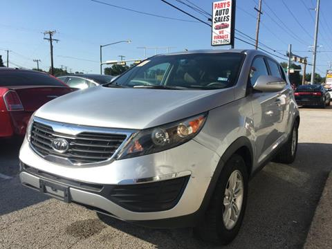 2011 Kia Sportage for sale in Garland, TX