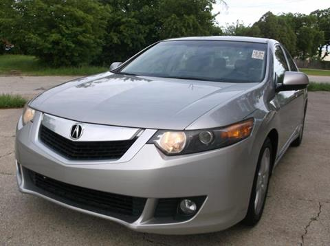 2010 Acura TSX for sale in Garland, TX