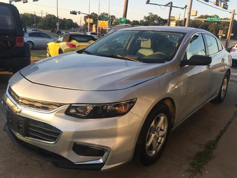 2016 Chevrolet Malibu for sale in Garland, TX
