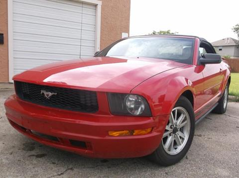 2005 Ford Mustang for sale in Garland, TX