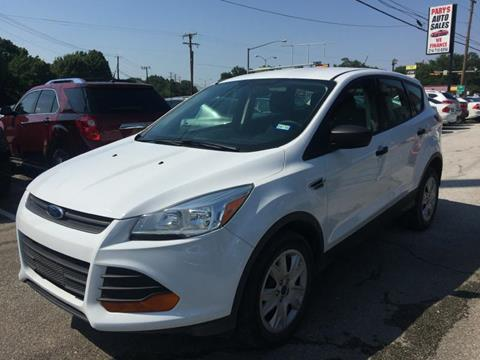 2013 Ford Escape for sale in Garland, TX