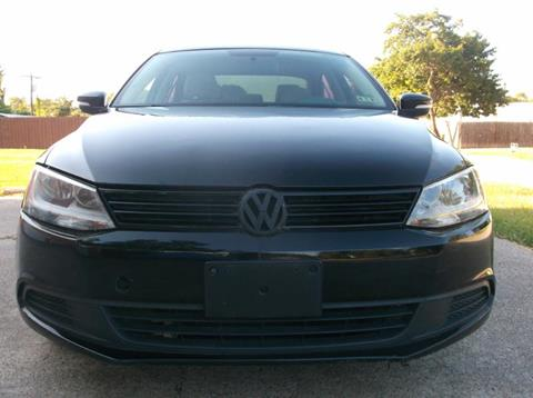 2011 Volkswagen Jetta for sale in Garland, TX