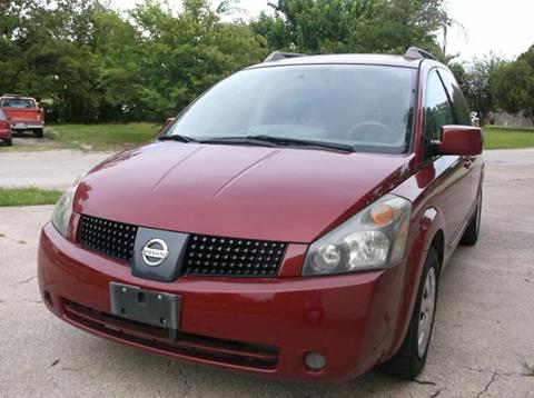 2006 Nissan Quest for sale in Garland, TX