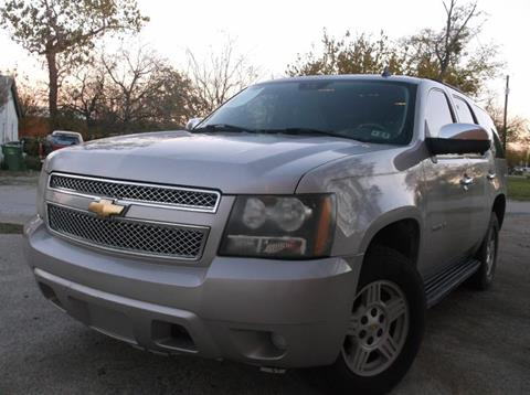2007 Chevrolet Tahoe for sale in Garland, TX