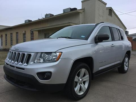 2011 Jeep Compass for sale in Garland, TX