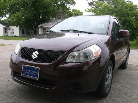 2008 Suzuki SX4 for sale in Garland, TX