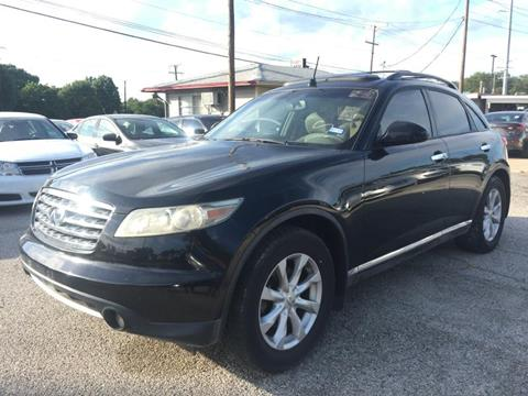 2006 Infiniti FX35 for sale in Garland, TX