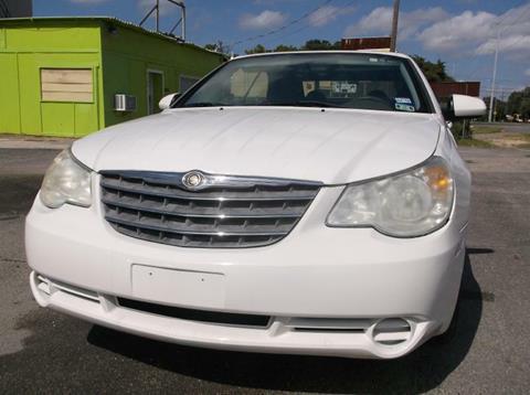 2008 Chrysler Sebring for sale in Garland, TX