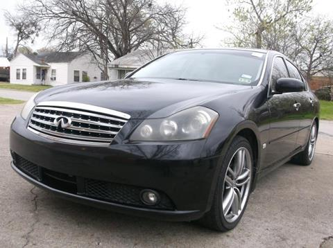 2007 Infiniti M35 for sale in Garland, TX
