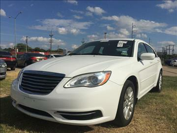 2012 Chrysler 200 for sale in Garland, TX
