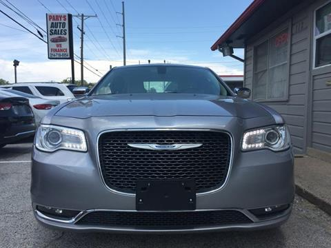 2017 Chrysler 300 for sale in Garland, TX