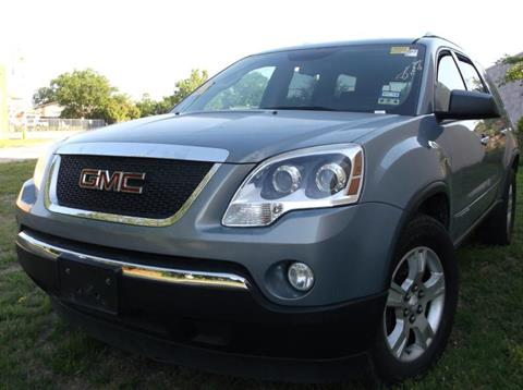 2008 GMC Acadia for sale in Garland, TX