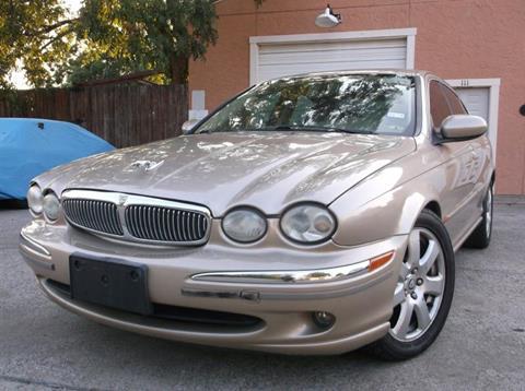2005 Jaguar X-Type for sale in Garland, TX