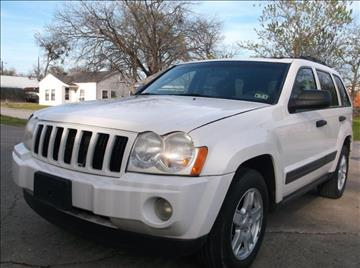 2005 Jeep Grand Cherokee for sale in Garland, TX