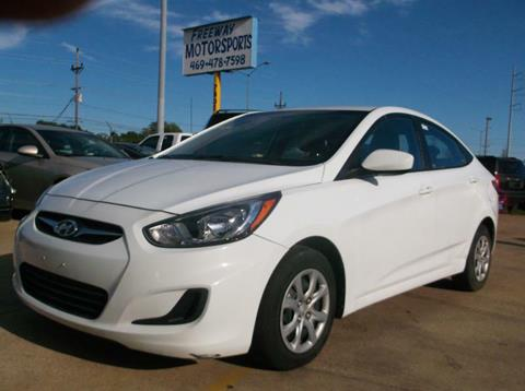 2012 Hyundai Accent for sale in Garland, TX