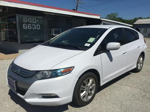 2010 Honda Insight for sale in Garland, TX