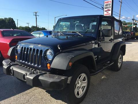 2013 Jeep Wrangler for sale in Garland, TX