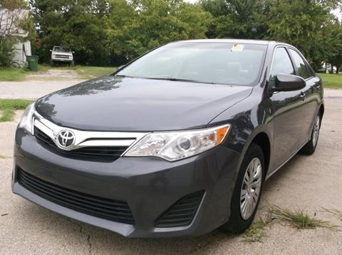 2012 Toyota Camry for sale in Garland, TX