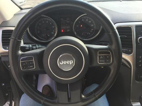 2011 Jeep Grand Cherokee for sale in Garland, TX