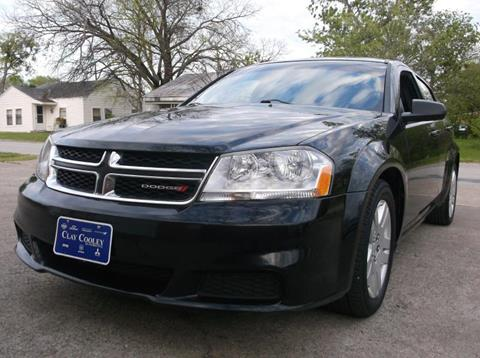 2012 Dodge Avenger for sale in Garland, TX