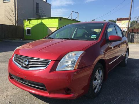 2012 Nissan Sentra for sale in Garland, TX